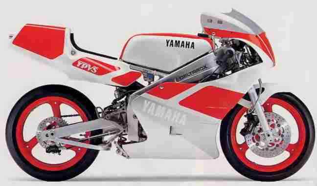 Yamaha Tr Replica