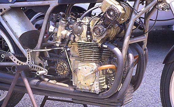 ducati 250 cafe. 250cc Ducati 4 cylinder
