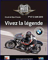 Coupe Moto Legende