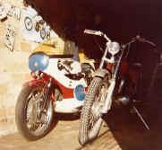 http://www.classic-motorrad.de/db/Scheibe/TR2 350 und Cota 250.jpg (45633 Byte)