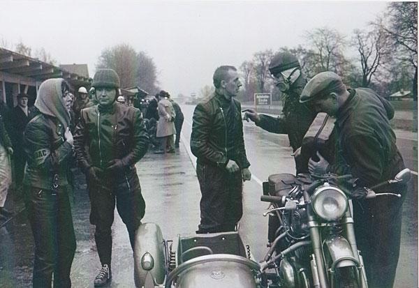 Internationales ADAC-24-Stunden-Rennen auf der Avus am 4./5. Mai 1963;