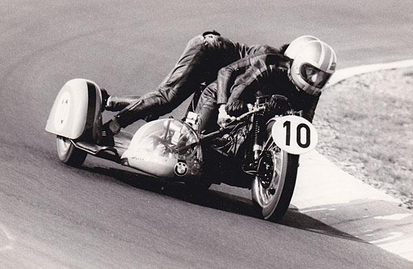 Rund um das Bayerkreuz Nürburgring 1973