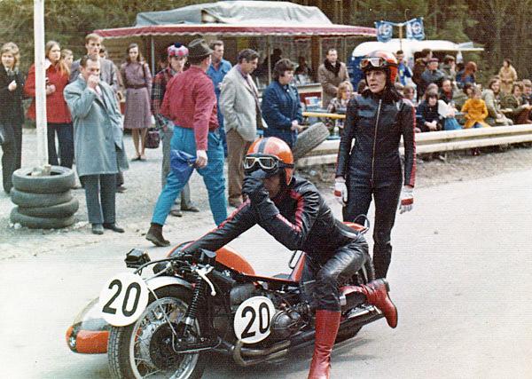 Bergrennen Frankenwald 1973