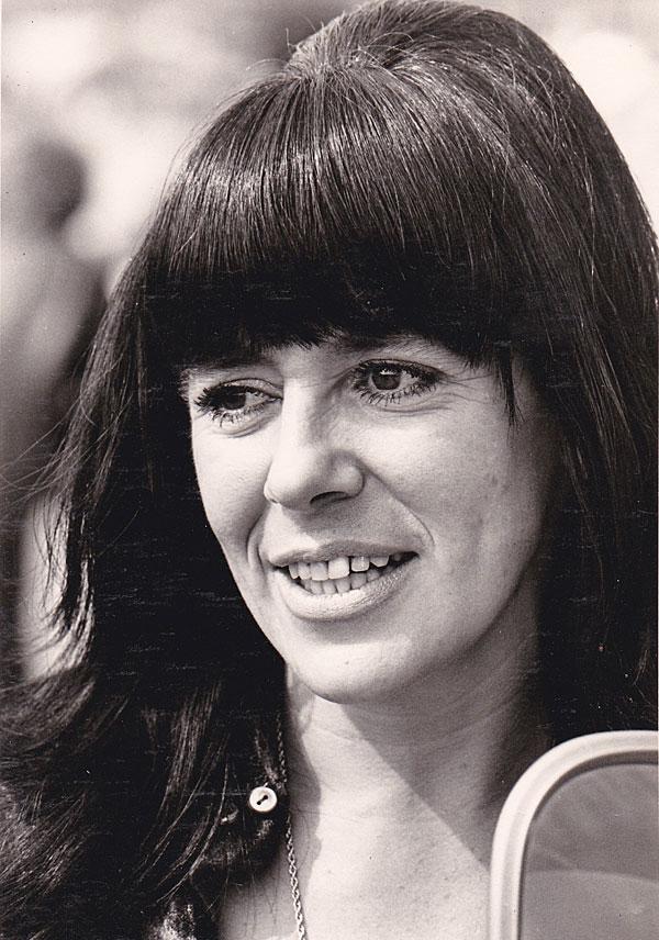 Uschi Fleischer-Schick (Aufnahme 1971)
