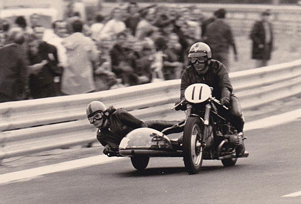 Internationales ADAC-Avus-Rennen am 12. September 1971