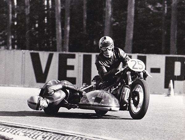 Hockenheimring, Oktober 1971