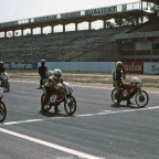 Hockenheim 1977 - Start Klasse 50ccm