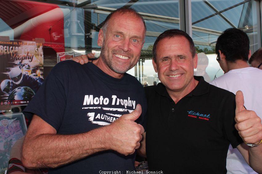 Herbert Hauf + Jochen Schmid