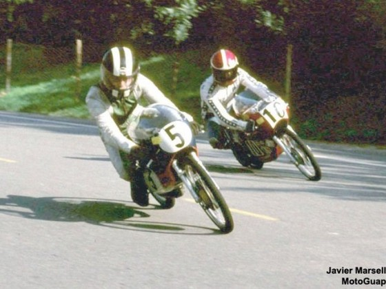 1976 - Frohnmeyer - Kreidler - GP Circuit de Montjuïc in Barcelona