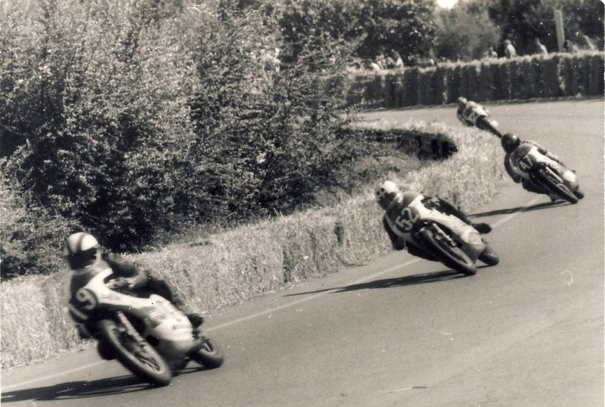 1974 GP in Opatija, Palomo, Mühlebach, Minhoff