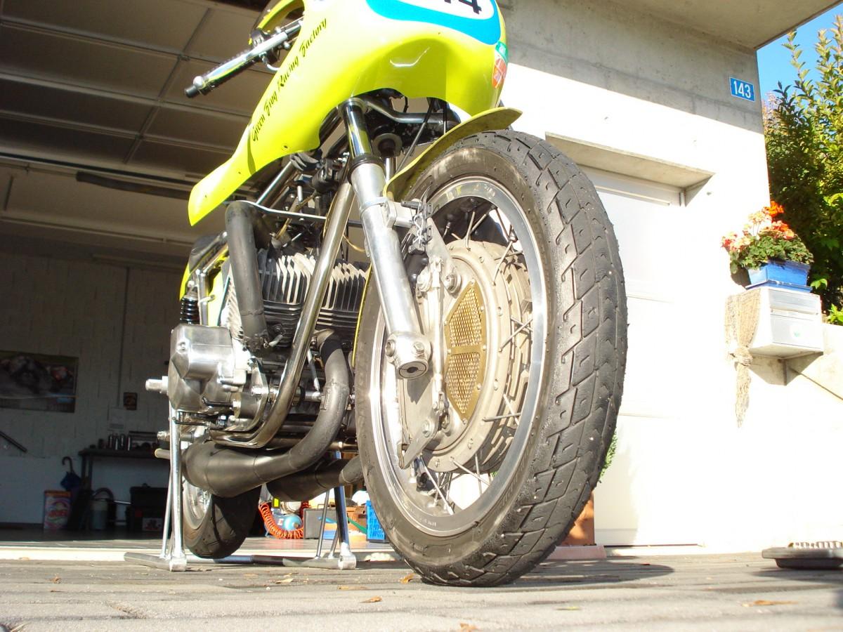 Rickman-Kawasaki H1