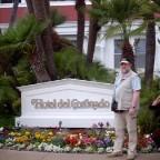 Hotel Coronado..bekannt aus: Manche mögens heiß...mit Marelyn Monroe und Tony Curtis