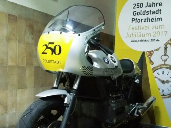GOLDSTADT250 BMW K75 Klassik Motorsport