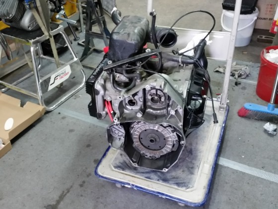 K 75 Motor