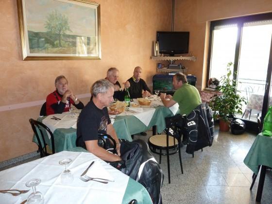 2010 Sardinien.........Wieder in Seui..gleiche Stelle wie letztes Jahr,..nur mehr Teilnehmer.!