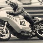 Rolf Minhoff - Ducati 750