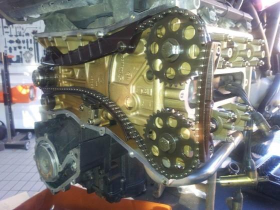 3 Zylinder DOHC