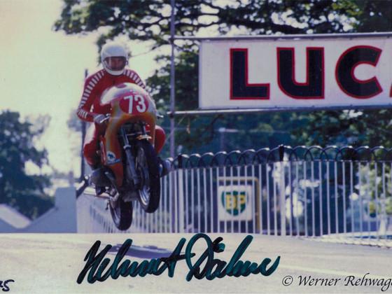 Helmut Dähne - TT 1975