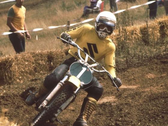 Willy Bauer, West Germany, Suzuki RH75
