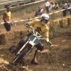 Willy Bauer, West Germany, Suzuki RH75
