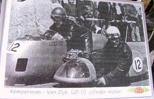 UZI 10 Zylinder