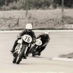 Rolf Minhoff, 1968 Eifelpokal Nürburgring, Klasse 350ccm, Platz 13