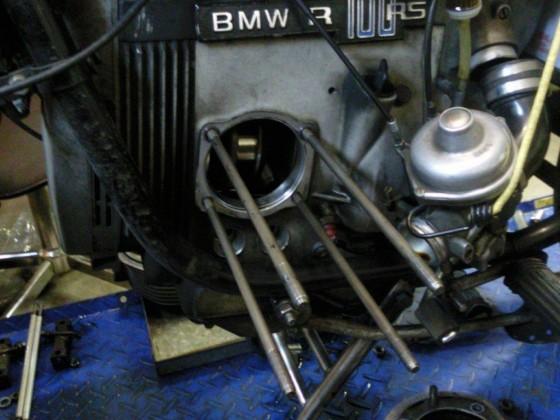 BMW R 100 RS Pleuellager