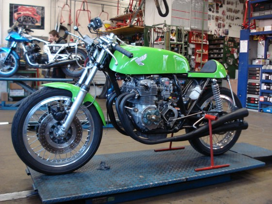 Green Frog Racing 008