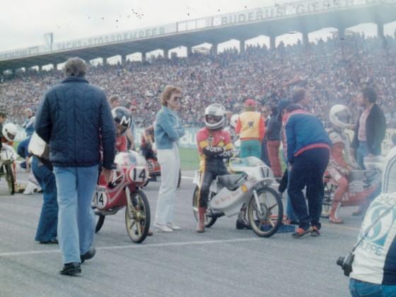 Hockenheim GP 1983