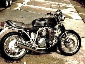 Boyer L. ,Yamaha XJ650