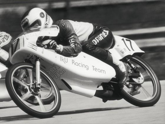 Gerhard Singer - Hockenheim 1982