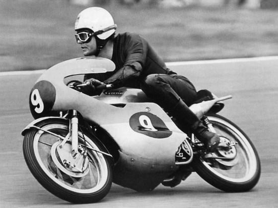 Dieter Braun - Suzuki 125ccm Zweizylinder