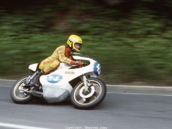 Dieter Braun - Morbidelli 350