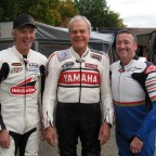 Peter Rubatto, Dieter Braun, Freddie Spencer