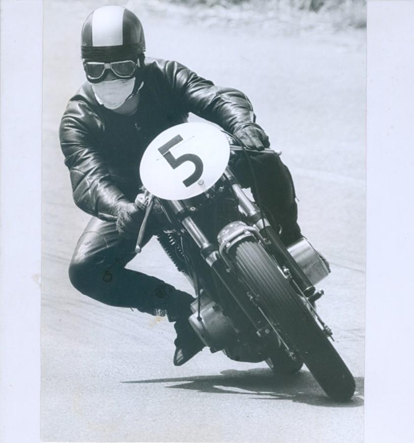 1973 350er Yamaha TR3 Bergrennen 1973