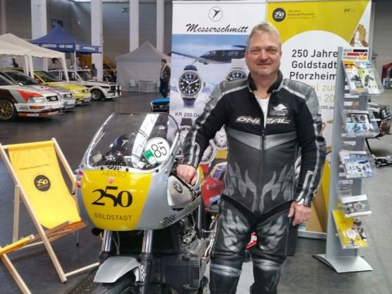 Klassikwelt Bodensee Vintage Rennen 2017