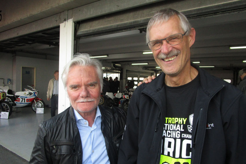 Gerhard Singer, Rolf Blatter