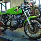 Green Frog Racing 007