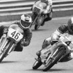 Gerhard Singer - GP in Imola 1980