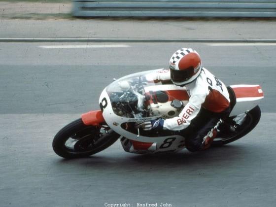 John Dodds - Yamaha