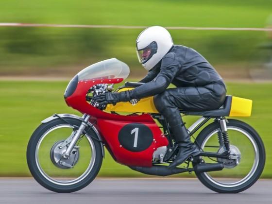 Erich Sander - 2012 - Maico RS2 - 125ccm
