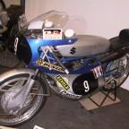 Die Weltmeistermaschine Suzuki 125ccm von Dieter Braun