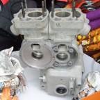 125ccm DRS-Motor 2008