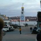 Der Leuchtturm von Halifax...fast mitten im Ort..
