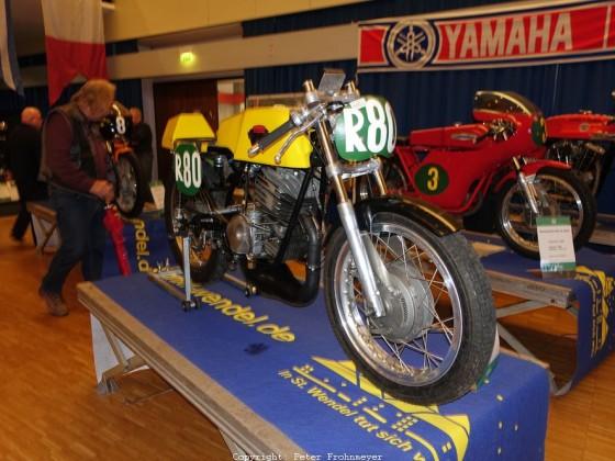 Ausstellung der Motorsporthistoriker St.Wendel am 11./12.November 2017