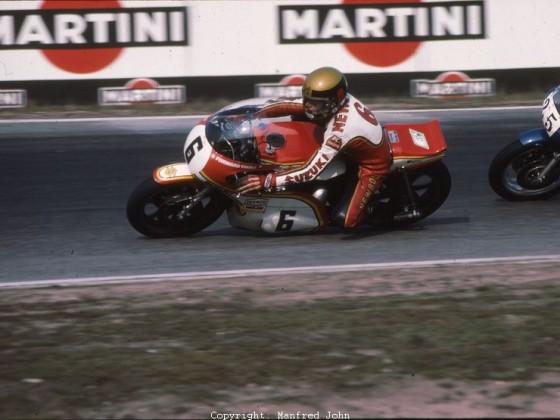 1976 John Newbold