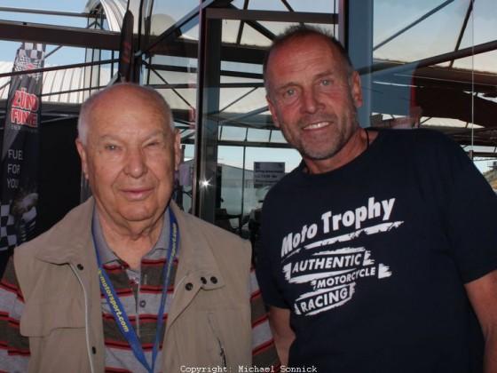 Hans Georg Anscheidt  + Herbert Hauf
