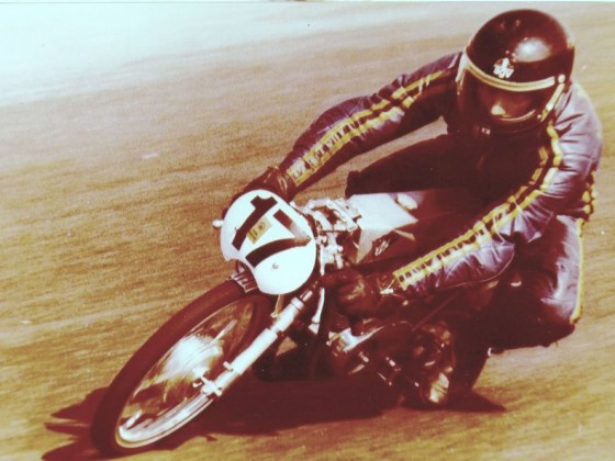 Walter Baumgarten - Maico RS125
