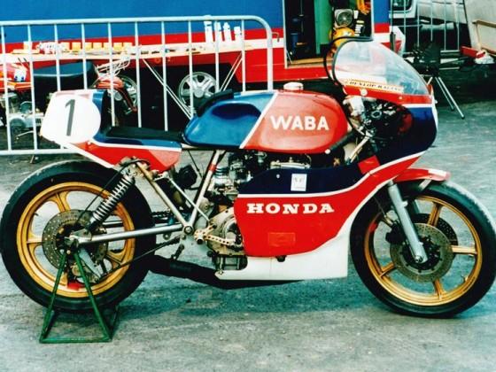 WABA (Walter Baumgarten ) Honda 1992