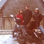 1972 Winter Elefantentreffen Christa Wolfgang Winni
